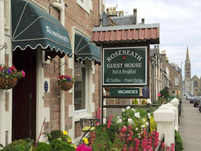 Roseneath Guest House Inverness